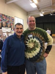 Charles Palella and Al Healy Feb 3, 2018